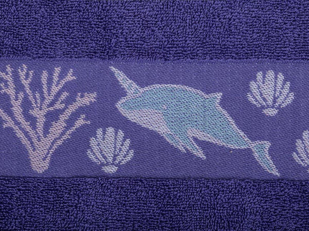 מגבת ילדים אלמוג