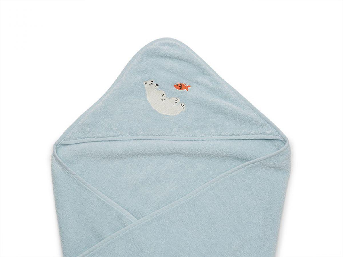 מגבת תינוק דובי